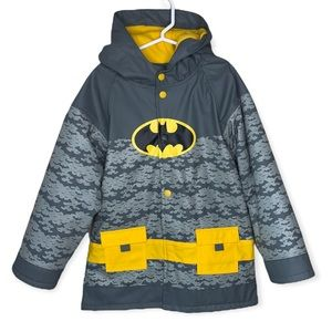 Western Chief Batman raincoat